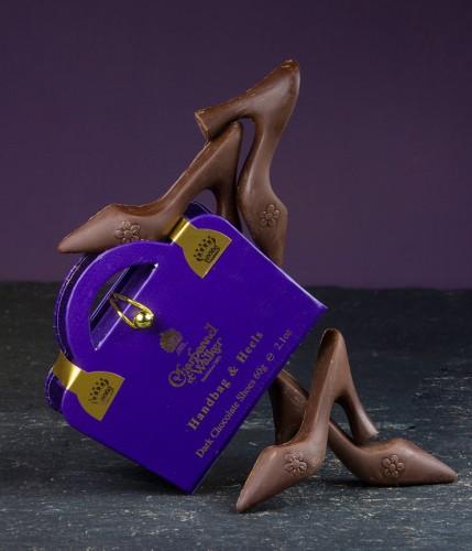 Charbonnel et Walker Handbag & Heels Chocolates