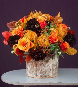 Autumn Floristry Workshop @ Moutan Garden