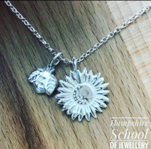 Silver Clay Jewellery Workshop @ Moutan Garden