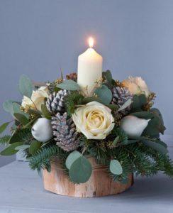 Christmas Table Centre Workshop @ Moutan Garden