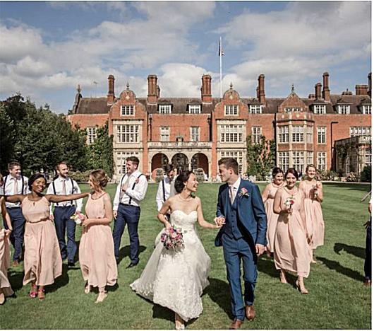 Tylney Hall Wedding Showcase