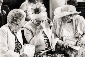 "<img alt=""Laughing ladies at a wedding image by Alistair Jones from Ideal Imaging"">"