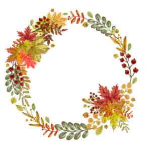 Autumn Wreath Workshop @ The Hampshire Flower School & Studio, Moutan Odiham