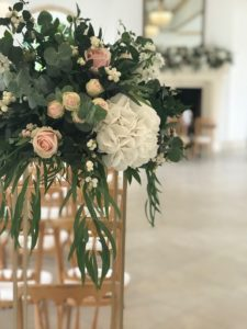 Moutan wedding flowers