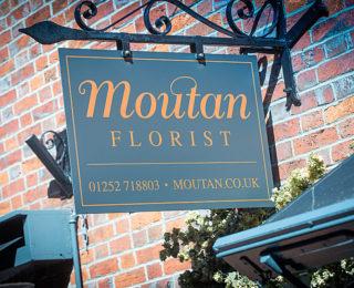 Moutan Florist, Farnham
