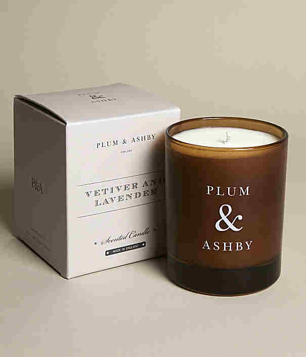 Plumb & Ashby Scented Candle